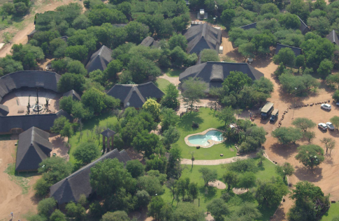 Kwalata Game Lodge, Dinokeng Big5 Game Reserve, Hammanskraal, Gauteng